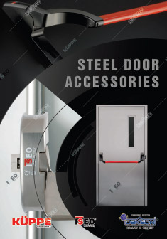 Lion Steel Door Acessories
